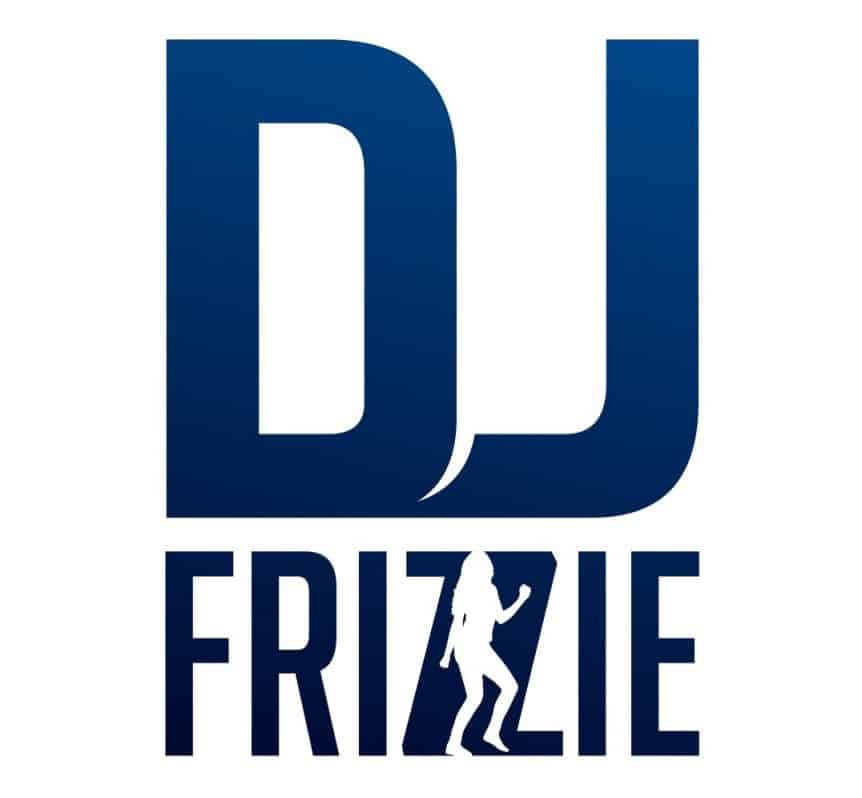 DJ Frizzie logo official
