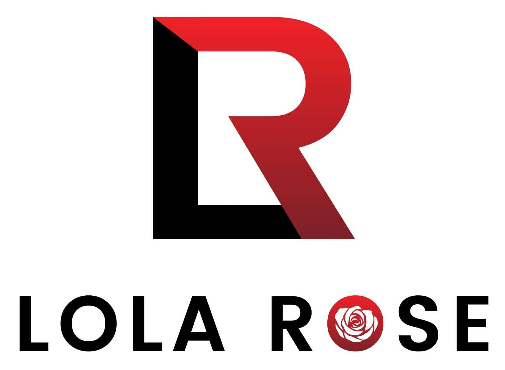DJ Lola Rose - official logo