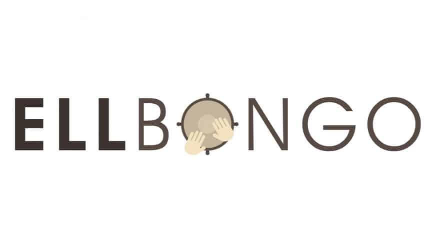 ELL BONGO musician logo - official